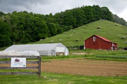 Heifer International - Vilas, NC USA, May 2015